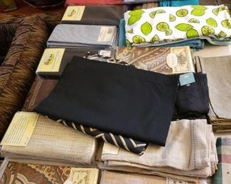More New Napkin Sets