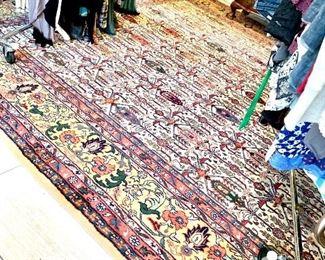 Fantastic large quality wool rug