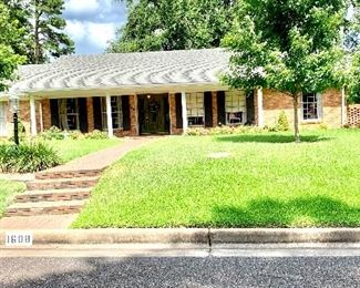 North Longview neighborhood off of McCann Road address will be posted the day before the sale don't miss this one