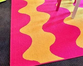 Fun rug