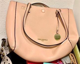 Designer purses in perfect condition