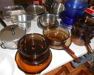 more pots and pans.....