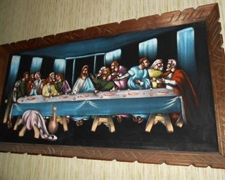 ...The Last Supper......