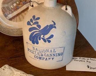 Old sippin' whisky jug