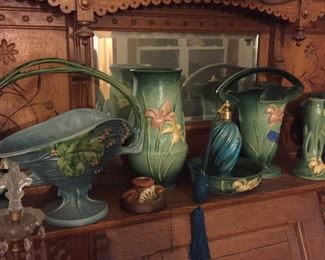 More Roseville Pottery