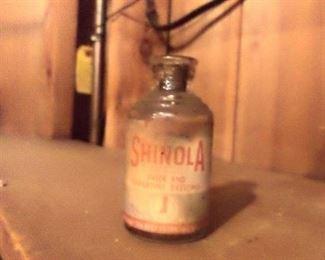 old Shinola bottle