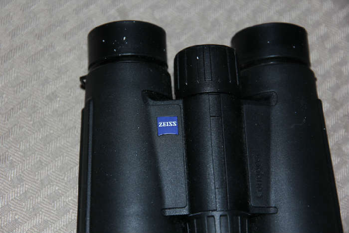 Zeiss binoculars (four pairs of various types available)