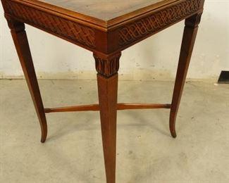 Celtic Knotwork Side Table