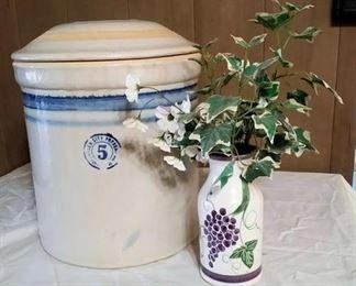 PPT002 Garden City Pottery