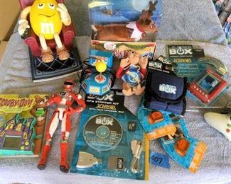 PPT007 Vintage Toys & More