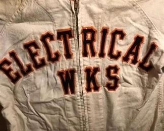 "1940s Minor Baseball League ""Pony League"" Uniform - complete with paperwork"