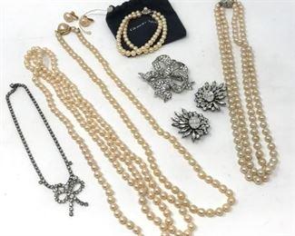 Pearl Jewelry, Armani and More https://ctbids.com/#!/description/share/178795