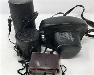 Vintage Camera and Accessories         https://ctbids.com/#!/description/share/178885