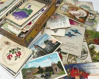Vintage Postcard Collection         https://ctbids.com/#!/description/share/178890