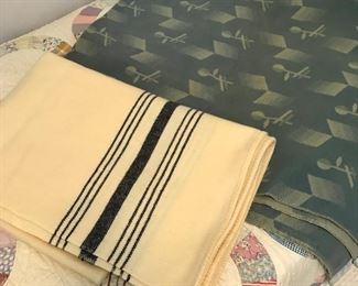 Vintage Wool Blankets   https://ctbids.com/#!/description/share/178931
