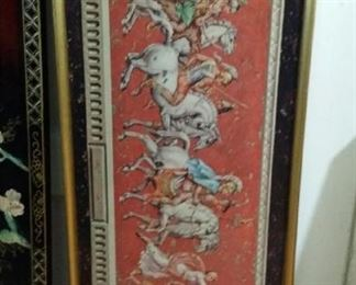 tbs wide Romans on white horses