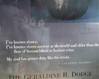 tbs Geraldine Dodge Poetry Festival Langston Hughes