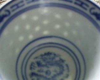 tbs chinese rice eye dragon tea cups