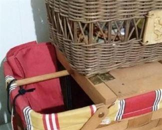 tbs new Williams Sonoma picnic basket