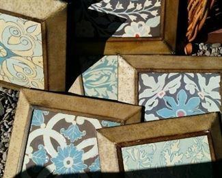 tbs 9 painted tin wall tiles