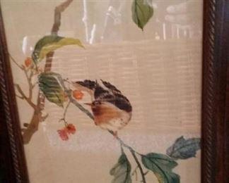 tbs framed robin