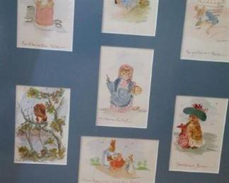 tbs Beatrix Potter framed