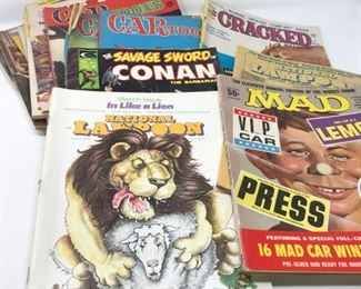 Vintage Mad Magazine and More      https://ctbids.com/#!/description/share/178956