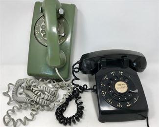 Vintage Rotary Dial Telephones               https://ctbids.com/#!/description/share/178968