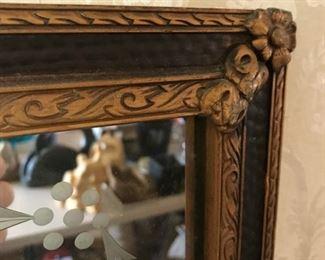 Three Panel Etched Mirror            https://ctbids.com/#!/description/share/178985