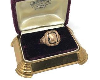 10K Gold Rodeo Ring     https://ctbids.com/#!/description/share/178944