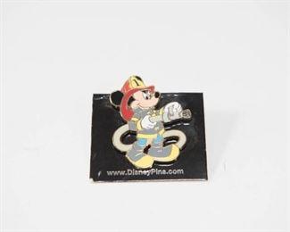 Disney Fireman Mickey