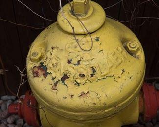 Rensselaer Fire Hydrant