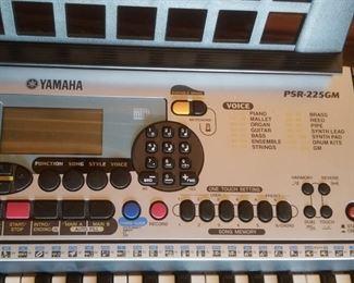 Yamaha PSR 225GM KEYBOARD!