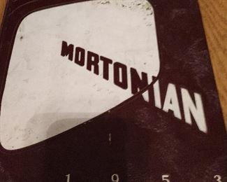 1953 MORTONIAN YEARBOOK