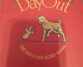 DAY IN AND DAY OUT...THE ALICE AND JERRY BOOKS