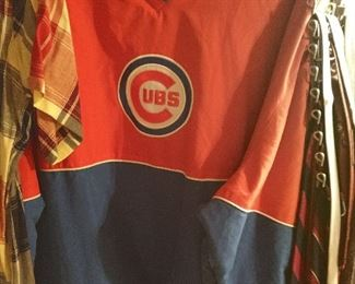 CUBS  PULL OVER