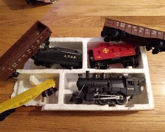 LIONEL TRAIN SET..   8300  CANNONBALL