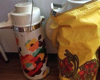 RETRO /MCM COFFEE CARAFE'S...70'S