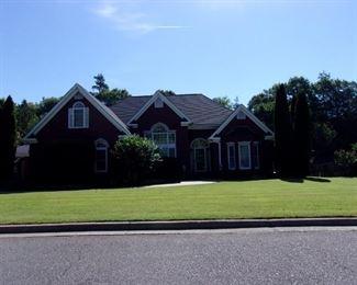 Beautiful Home in Cartersville, GA