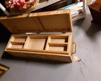 Custom made toolbox