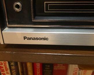 Panasonic stereo equipment