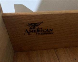That says American of KHSHGKHKGHKH