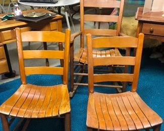 Lookit these chairs you need these chairs
