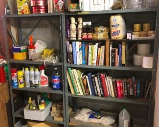 Bug out shelter supplies