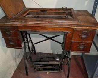 $75   antique sewing machine