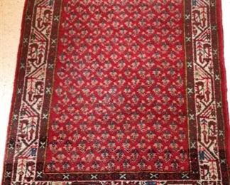 One of many Antique/Vintage Hand Woven Rugs & Carpets