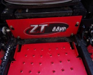 Gravely ZT HD 44 Zero Turn Mower (Kawasaki) MSRP: $4,999.95 Gravely ZT HD 44 Zero Turn Commercial-grade performance, durability and comfort. Our best zero-turn lawn mower for your residential property features easy-to-use controls, giving you the power to dominate your yard and achieve those stripes like a total pro.