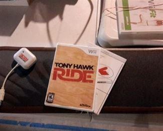 "Wii Tony Hawk ""Ride"""