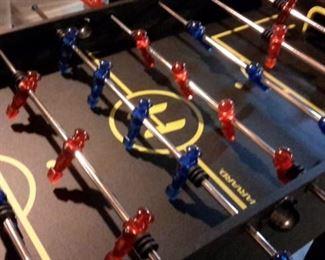 Harvard Soccer Table.