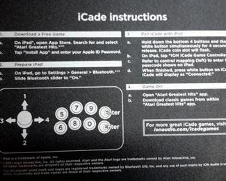 icade for iPad.